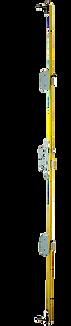 tesa multipoint locking system