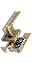securelution lever cylindrical lock cthd8
