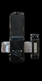 Yank push button lock with thumbturn combination lock YK3