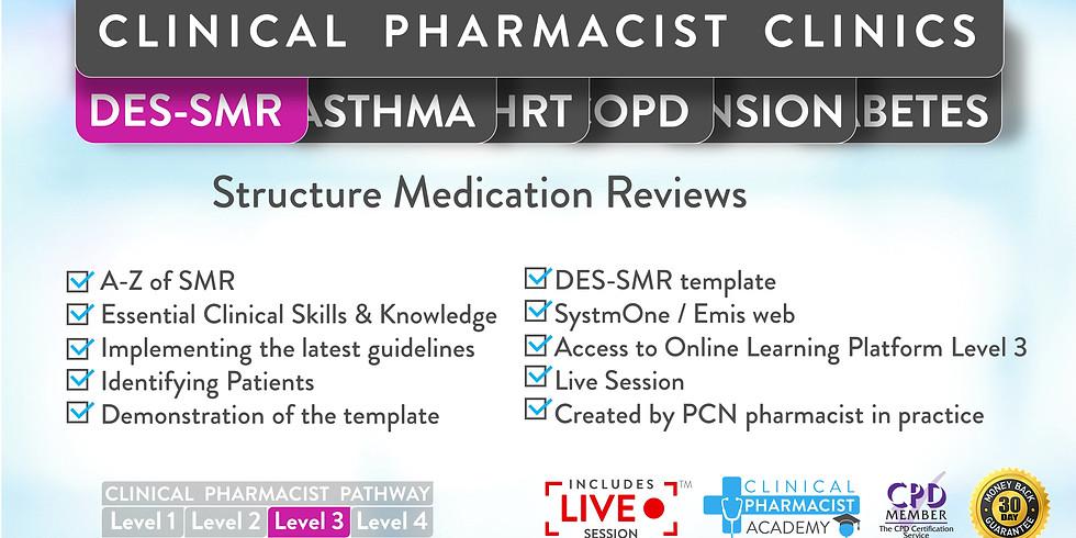 Structured Medication Review (DES)