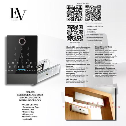 Everlock  Digital Door Lock EVR005