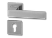 Stainless Steel On Rose Lever Handle DFX014