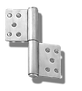 flag door hinges