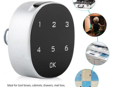 Digital Cabinet Cam Lock (Kuala Lumpur)