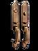 Front Door Handle Set RLX1