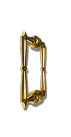 mobile pull handle mbph7 gold