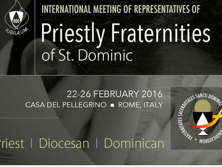 Friars and Secular Priests Meet for International Assembly of Priestly Fraternities