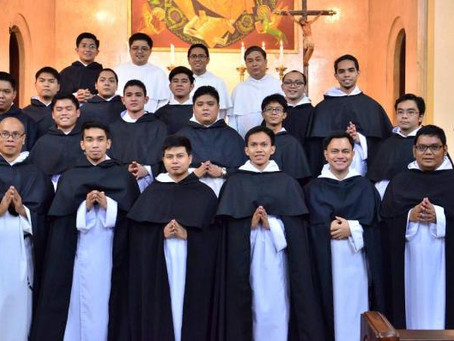 Priestly Fraternities of St. Dominic continues to flourish in the Philippines