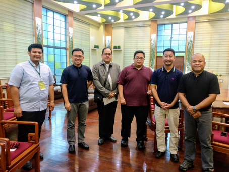 PHILIPPINES | Meeting of the Chapter of Santo Domingo