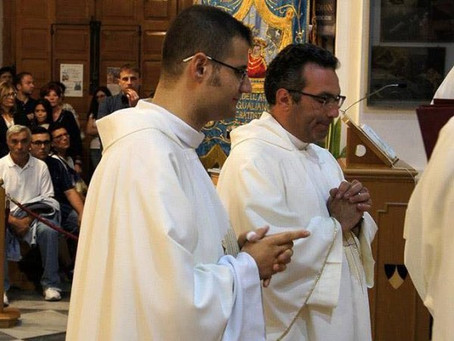 Province of St. Thomas Aquinas receives two Italian priests into the Priestly Fraternities