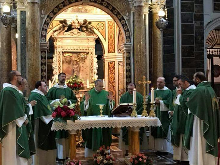 ITALY   Inaugural Meeting of the Priestly Fraternity of the Southern Province