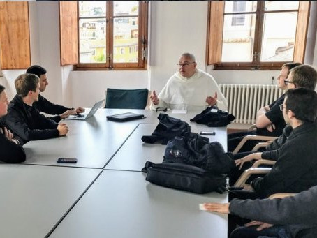 ITALY   A Pioneering Fraternity of Priests at the Angelicum
