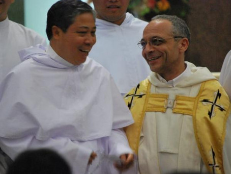 Archbishop Bernardito Auza of the Priestly Fraternities of St. Dominic is Vatican's New Envoy to the