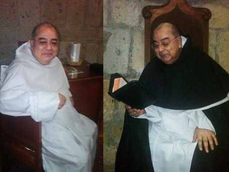 MEXICO | Diocesan Priest makes solemn promise in the Dominican Fraternities