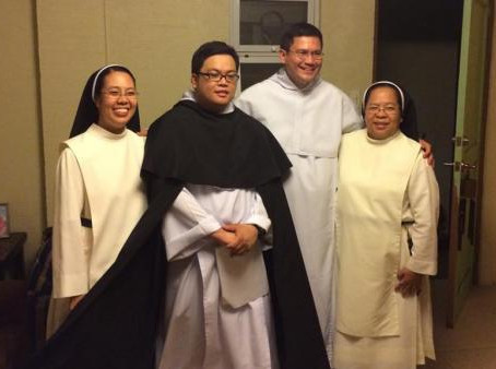 Profession in the Priestly Fraternities of St. Dominic in the Philippines