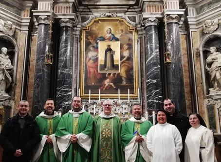 ITALY | Regular Meeting of Priests
