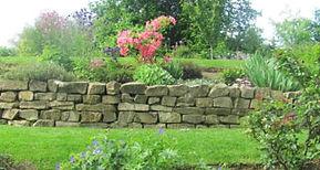 aménagement jardin pelouse plante terrasse clôture arbre arbuste entretien plante fleurs pavés murs de soutenement piscine étang spa portique portillon portail