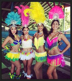 רקדנית ברזילאיות