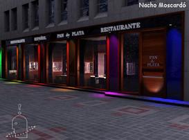 Restaurante Pan de Plata, Bucarest