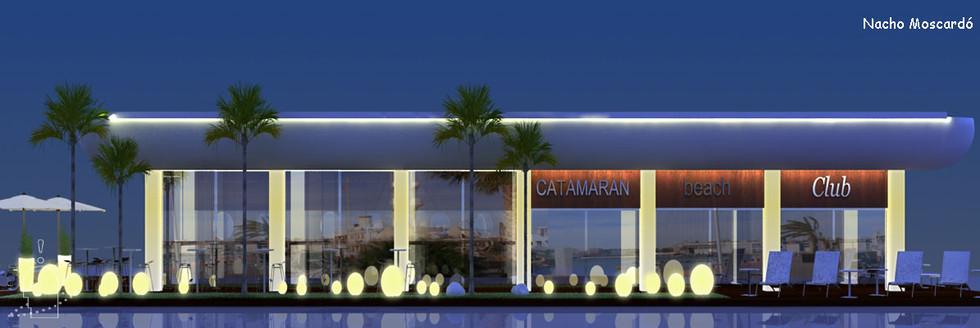 Restaurante Catamarán