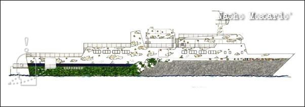 Diseño interiores barcos