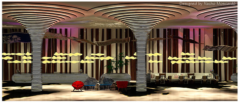 Zonas Comunes Hotel II