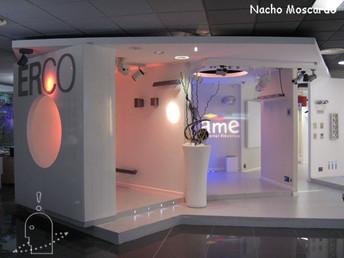 Exposición iluminación AME