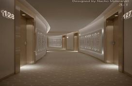 Habitaciones Hotel Damman