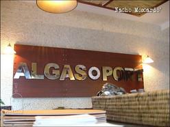 Restaurante Algas Port (Moraira, Alicante)