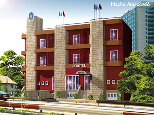 Hotel Constanta (Rumania)