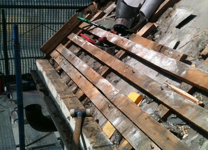 Gothard avant rénovation