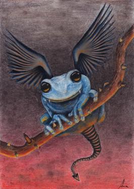 Drachenfrosch
