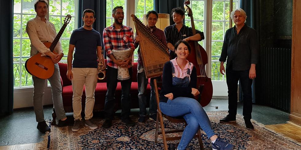 Konzert: Naua Band - Arabischer Jazz