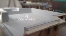 WK COMPOSITES low floor FIBREGLASS PATTE