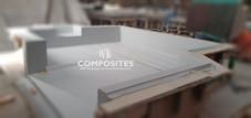 WK COMPOSITES low floor FIBREGLASS PATTERN