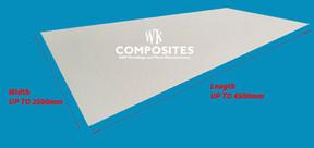 WK COMPOSITES GRP FLAT  PANEL vacuum bag