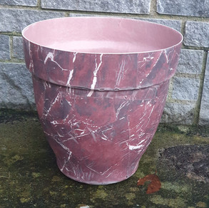 fibreglass flower pot MARBLE MG 216 .jpe