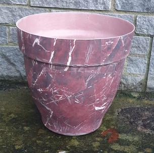 fibreglass flower pot MARBLE MG 216 .jpe