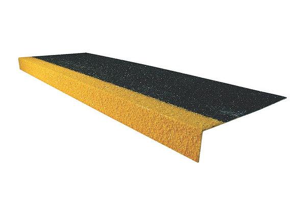 GRP anti slip stair tread covers