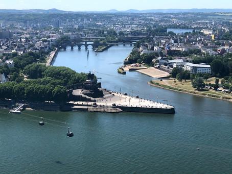 Ein Tag und eine Nacht in Koblenz