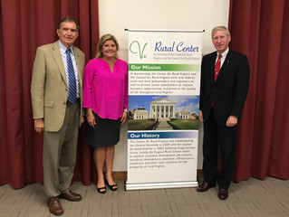 Regional Rural Caucus Meeting Recaps Economic Development Innovation in Shenandoah Valley and Centra