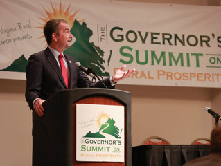 Gov. Northam Emphasizes Importance of Bringing Economic Opportunity to Rural Virginia at Virginia Ru