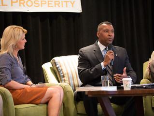 Successful entrepreneurship in rural Virginia highlighted at the Governor's Summit on Rural Prosperi
