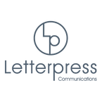 Letter Press LP Logo