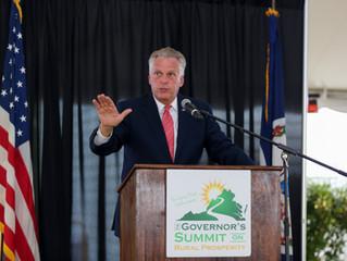 Gov. McAuliffe Touts Progress on Initiatives Driving Economic Development at Virginia Rural Center C