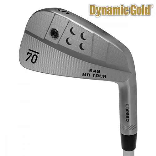 Sub70 649 MB Tour Forged Irons Dynamic Gold