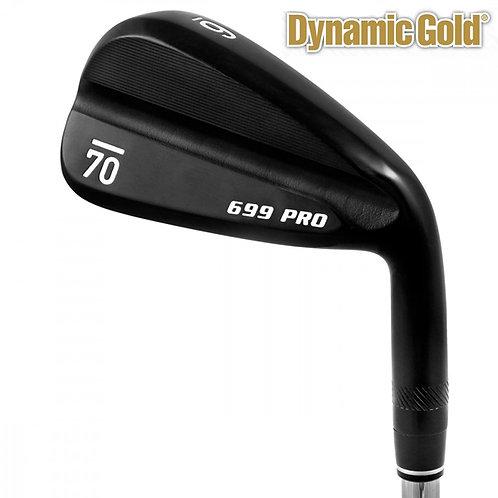 Sub70 699 Pro Irons Dynamic Gold Shafts