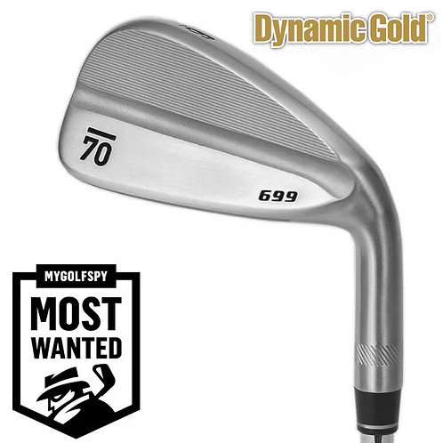 Sub70 699 Irons Dynamic Gold Shafts