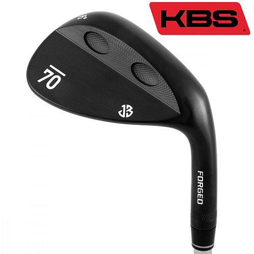 Sub70 JB Forged Wedge Black KBS Shaft