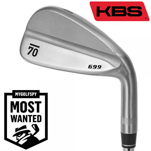 Sub70 699 Irons KBS Shafts